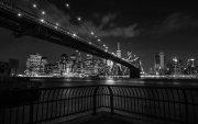 Brooklyn-Bridge-Lokking-towards-Manhattan-July